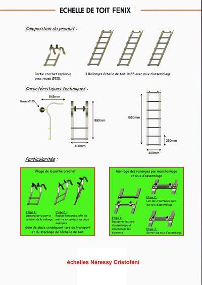 echafaudage page du catalogue des vraies chelles et chafaudages aluminium. Black Bedroom Furniture Sets. Home Design Ideas