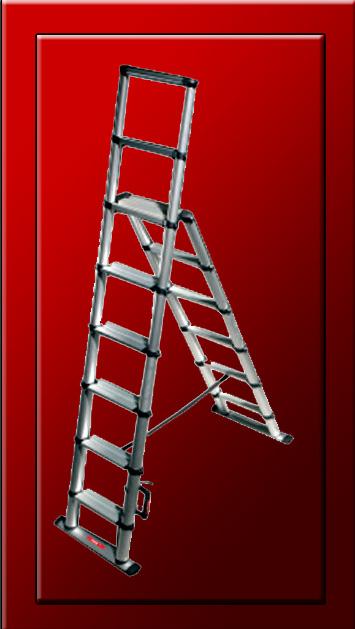 escalier télescopique grenier