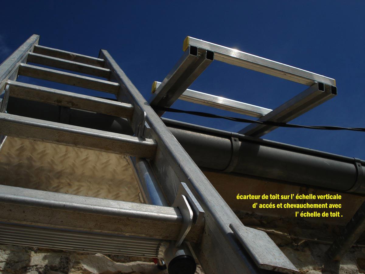 page n 9 de la galerie des photos d 39 un carteur pour aller sur une echelle de toit pour les. Black Bedroom Furniture Sets. Home Design Ideas