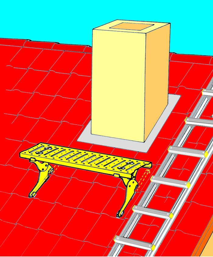la page n 5 des taquets de toit plate forme de travail sur. Black Bedroom Furniture Sets. Home Design Ideas